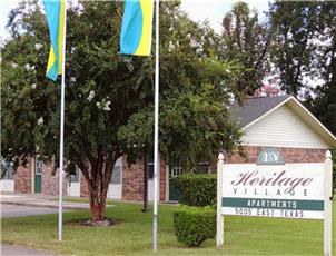 Heritage Village Apartments apartment in Bossier City, LA
