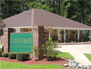 King Oaks Subdivision